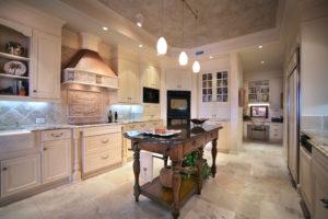 kitchen tile floor stone Marietta